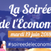 «la Soirée de l'Economie»